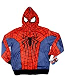 Marvel Boys Amazing Spiderman Fleece Hoodie