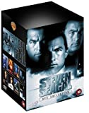 Steven Seagal: Executive Decision / Exit Wounds / Fire Down Below / Nico / Out for Justice / The Glimmer Man / Under Siege / Under Siege 2 [DVD]