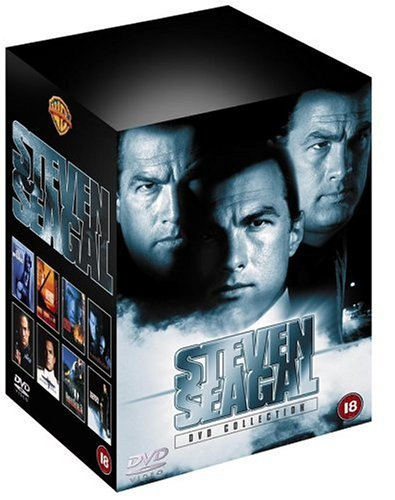 The Steven Segal Legacy (Executive Decision/Exit Wounds/Fire Down Below/Nico/Out For Justice/The Glimmer Man/Under Seige/Under Seige 2) [Edizione: Regno Unito]