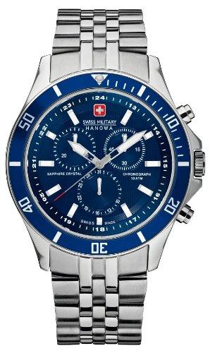 [スイスミリタリー]SWISS MILITARY腕時計  フラッグシップ アマゾン限定モデルML-323メンズ【正規輸入品】