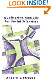 Qualitative Analysis for Social Scientists