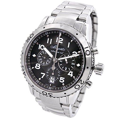 [ブレゲ]Breguet 腕時計 トランスアトランティックタイプXXI自動巻き 3810 メンズ 中古