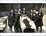 Photographic Print of First use of anesthesia in surgery, 1846 from North Wind Picture Archives