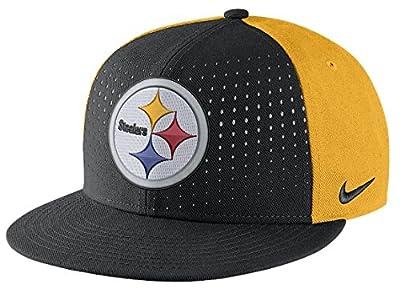 Nike Laser Pulse True NFL Pittsburgh Steelers Adjustable Cap Adult Unisex
