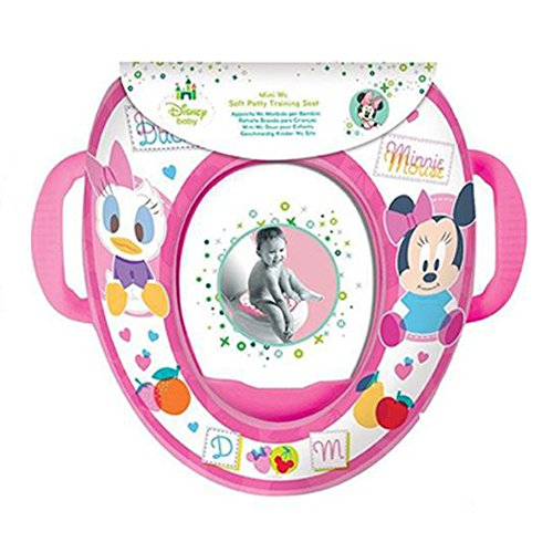 disney-baby-donald-duck-minnie-mouse-soft-padded-cushioned-toilet-trainer-seat-with-handles-in-pink