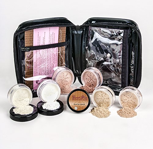 mineral-makeup-xxl-kit-w-cosmetic-case-full-size-set-sheer-bare-skin-powder-cover-pink-bisque