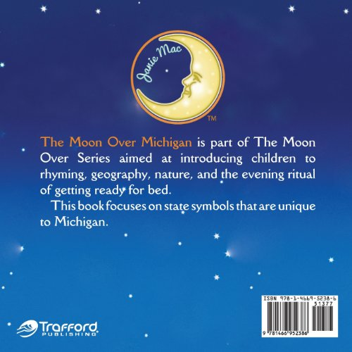 The Moon Over Michigan