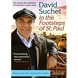 DAVID SUCHET: IN THE FOOTSTEPS OF ST. PAUL/DVD