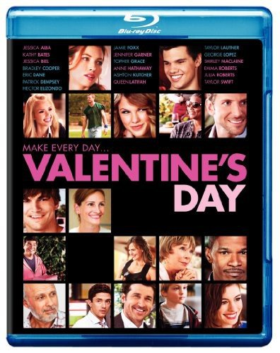 Blu-ray : Valentine\'s Day (With DVD, , Dubbed, Dolby, AC-3)