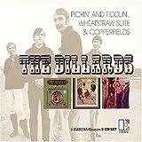 echange, troc Dillards - Pickin & Fiddlin / Wheatstraw Suite / Copperfields