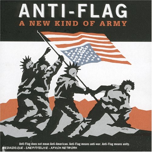 ANTI-FLAG - NEW KIND OF ARMY - LP