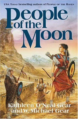 People of the Moon, Gear,W. Michael/Gear,Kathleen O'Neal