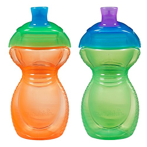 Munchkin Click Lock Insulated Sippy Cups - 9Oz - 3 Pack (Assorted) front-755647