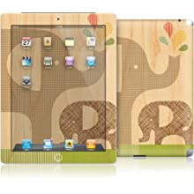 GelaSkins For The New IPad And IPad 2 (Elephant With Calf)
