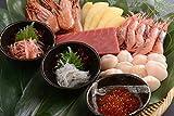 寿司屋の厳選海鮮8点セット