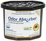 Household Essentials 99523 Odor and Moisture Absorber Tub with Charcoal, 13.5-Ounce