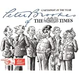 Peter Brookes of 'The Times': Cartoonist of the Year