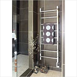 "Artos MR06545-H-CH 26""H X 18""W X 4""D Ryton Towel Warmer Hydronic Chrome"