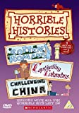 echange, troc Horrible Histories - Rotten Romans / Captivating Columbus / Challenging China