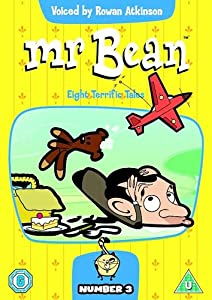 Mr Bean - The Animated Adventures: Number 3 [DVD]