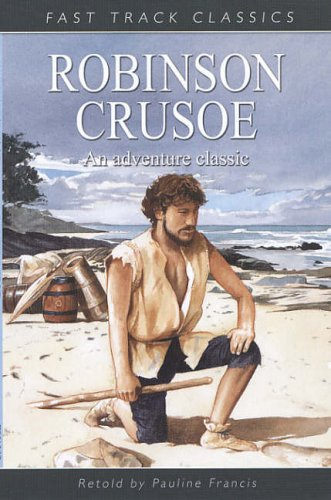 a biography of robinson crusoe