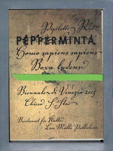 Pipilotti Rist: Pepperminta Homo sapiens sapiens