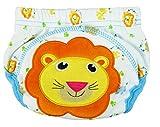 BuyHere-Unisex-Baby pañales león Talla:largo