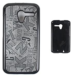 DooDa - For Vivo X5 Snap-on Hard PU Leather & TPU Plastic Shoulders Case Cover, Fancy Fashion Designer With Full Protection Of Pouch