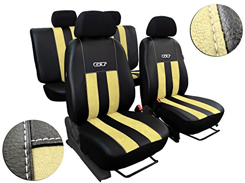 sitzbez ge firstclass gt in eco leder mit alcantara f r audi a4 b8 spar baumarkt. Black Bedroom Furniture Sets. Home Design Ideas