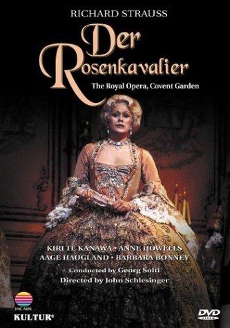 Der Rosenkavalier [VHS] [Import]
