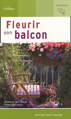 Livre fleurir son balcon for Balcon meaning