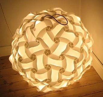 Pendant Lamp Shade Puzzle Lamp Lampada Light - Lampshades - Amazon.com