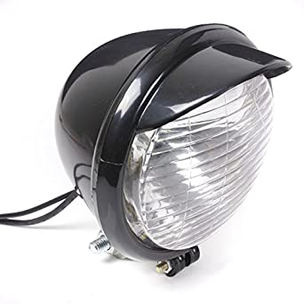 12v universal 25 led moto avant phare feu lampe headlight - Phare decoratif pour jardin ...