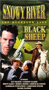 Snowy River - The McGregor Saga - Black Sheep [VHS]