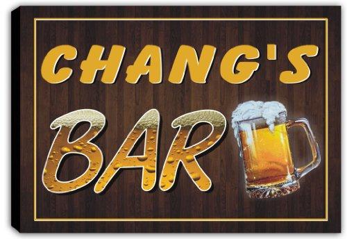 scpv1-0949-changs-bar-beer-mug-pub-stretched-canvas-print-sign
