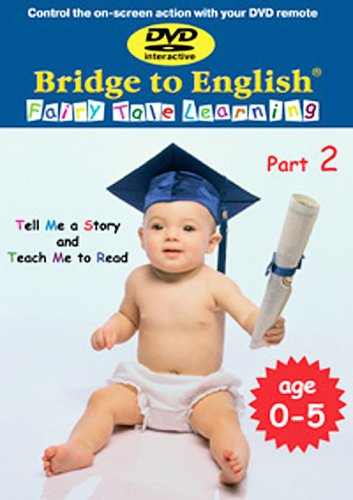 Bridge To English Fairy Tale Learning - Part 2 [Interactive DVD]