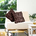 Eyda Brown - Cushion Cover