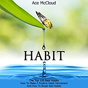 Habit: The Top 100 Best Habits Audiobook
