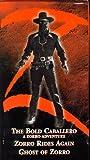 Zorro 3 Pack [VHS]