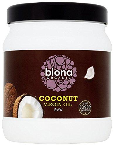 Biona Organic Raw Virgin Coconut Oil - 800 g