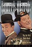 Laurel & Hardy II: Way Out West/Block-Heads/Chickens Come Home [Import]