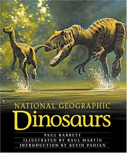National Geographic Dinosaurs Paul Barrett 9780792282242
