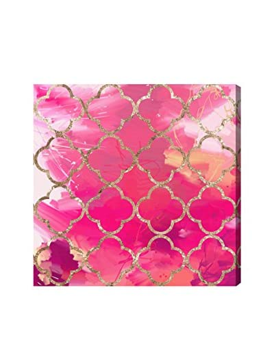 Oliver Gal Pretty In Pink Canvas Art, Multi