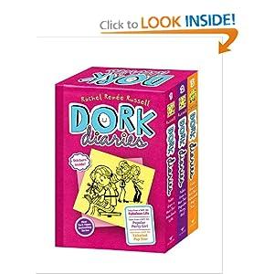 Dork Diaries Box Set: Dork Diaries; Dork Diaries 2; Dork Diaries 3