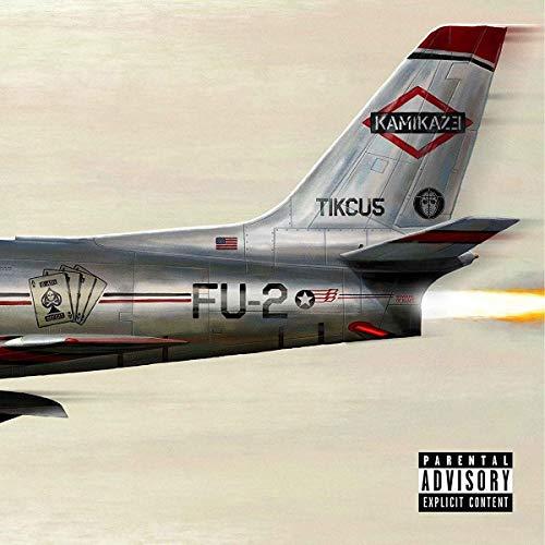 CD : Eminem - Kamikaze