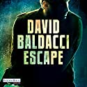 Escape (John Puller 3) Audiobook by David Baldacci Narrated by Dietmar Wunder
