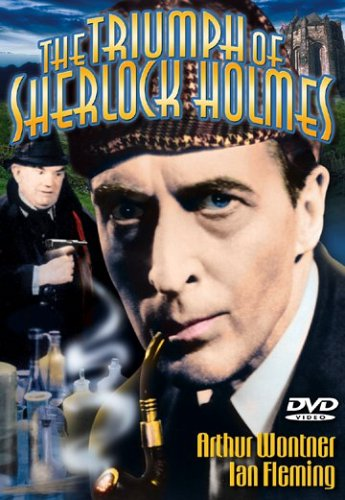 The Triumph of Sherlock Holmes Cover