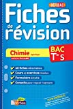 DEFIBAC FICHES CHIMIE TERM S