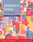 img - for Introduction To Sociology: A Text With Readings book / textbook / text book