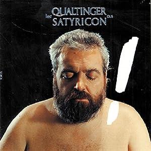 Qualtinger liest aus Satyricon Hörbuch